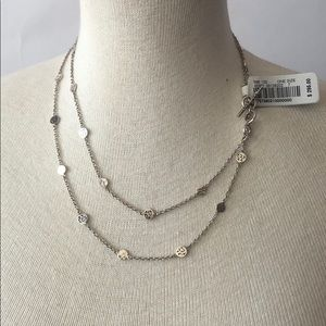 Lois Hill Signature Scroll Necklace